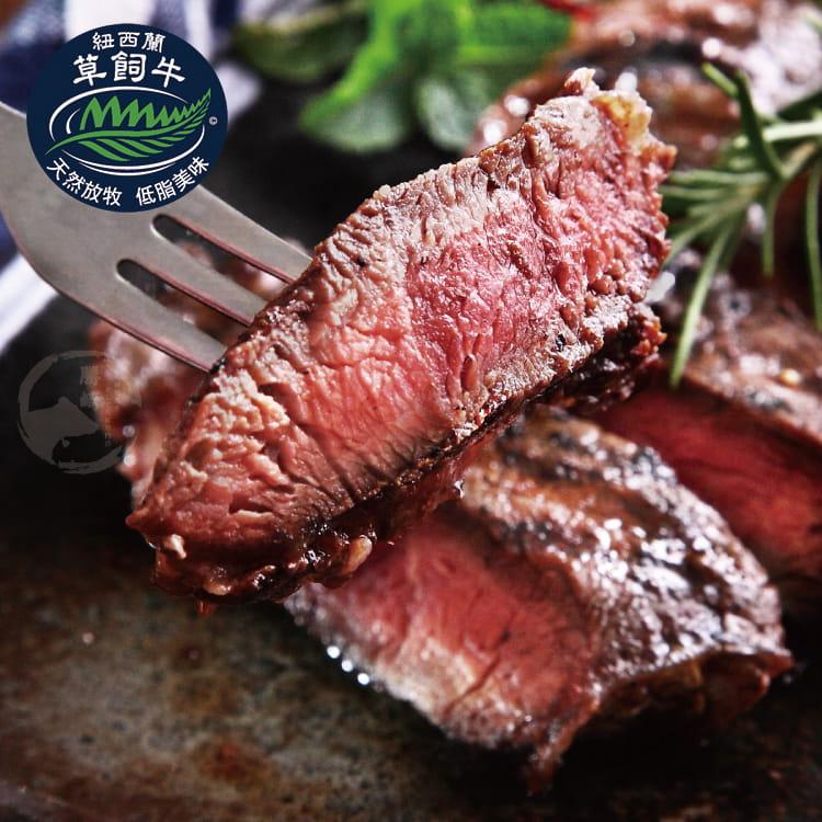 欣明◆紐西蘭嚴選自然牛雪花牛排(150g/1片) 0