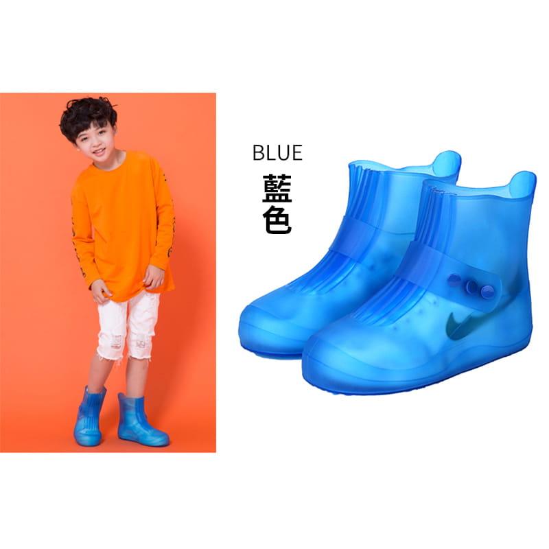 新一代雨天必備折疊防滑鞋套 16